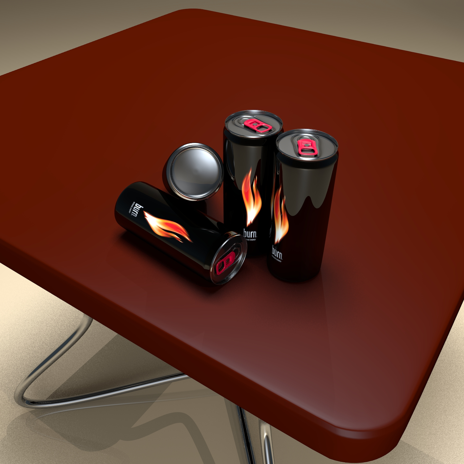 energy drink burn 3d model blend obj 119299