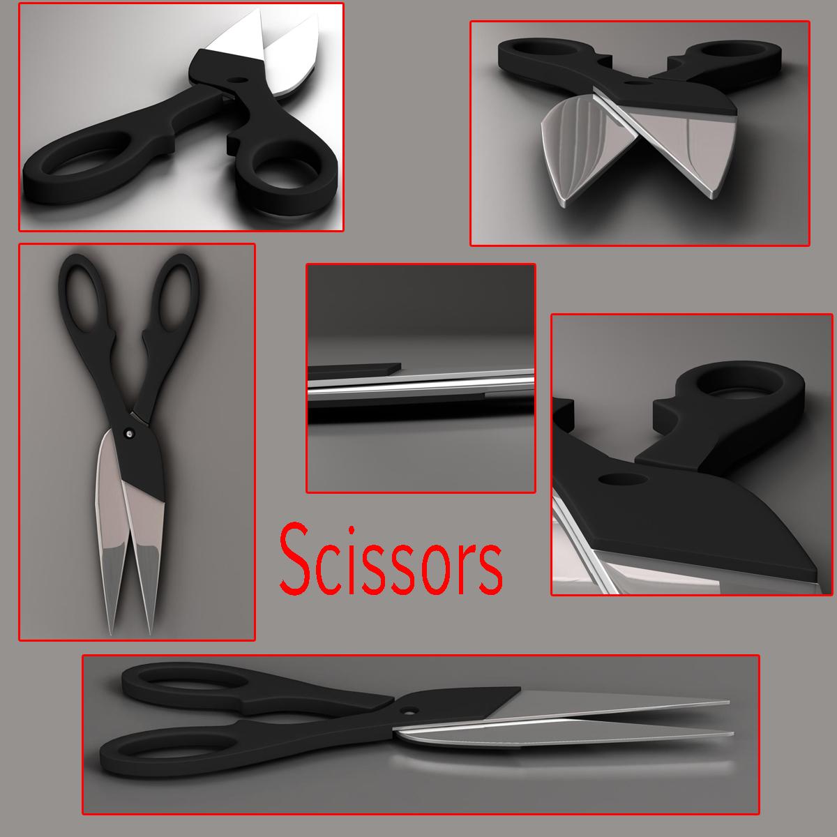 kitche utensils kit 3d model max fbx c4d ma mb obj 159295