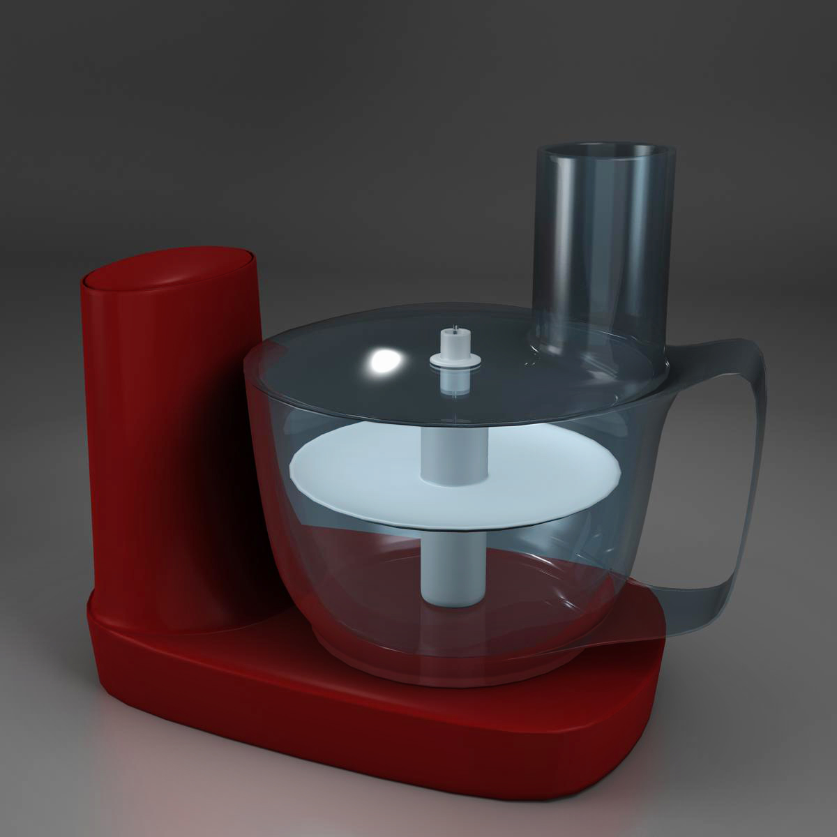 mixer 3d model 3ds max fbx c4d ma mb obj 159404