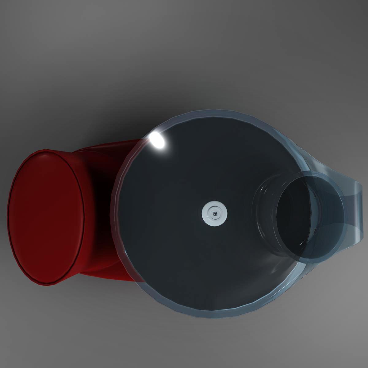 mixer 3d model 3ds max fbx c4d ma mb obj 159407