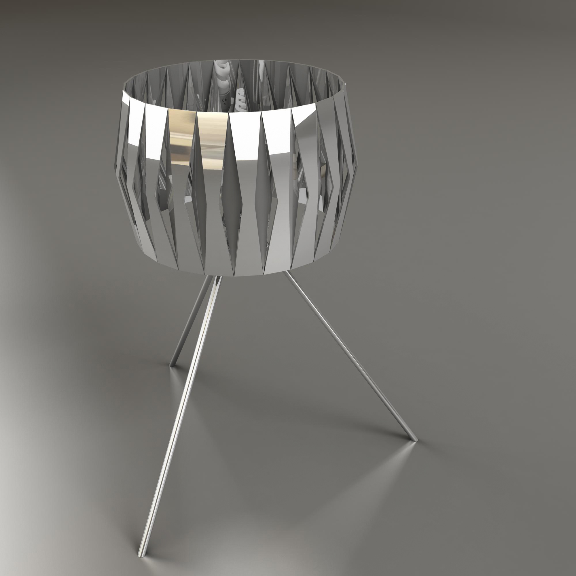 vanity lamp 3d model 3ds max fbx ma mb obj 157279