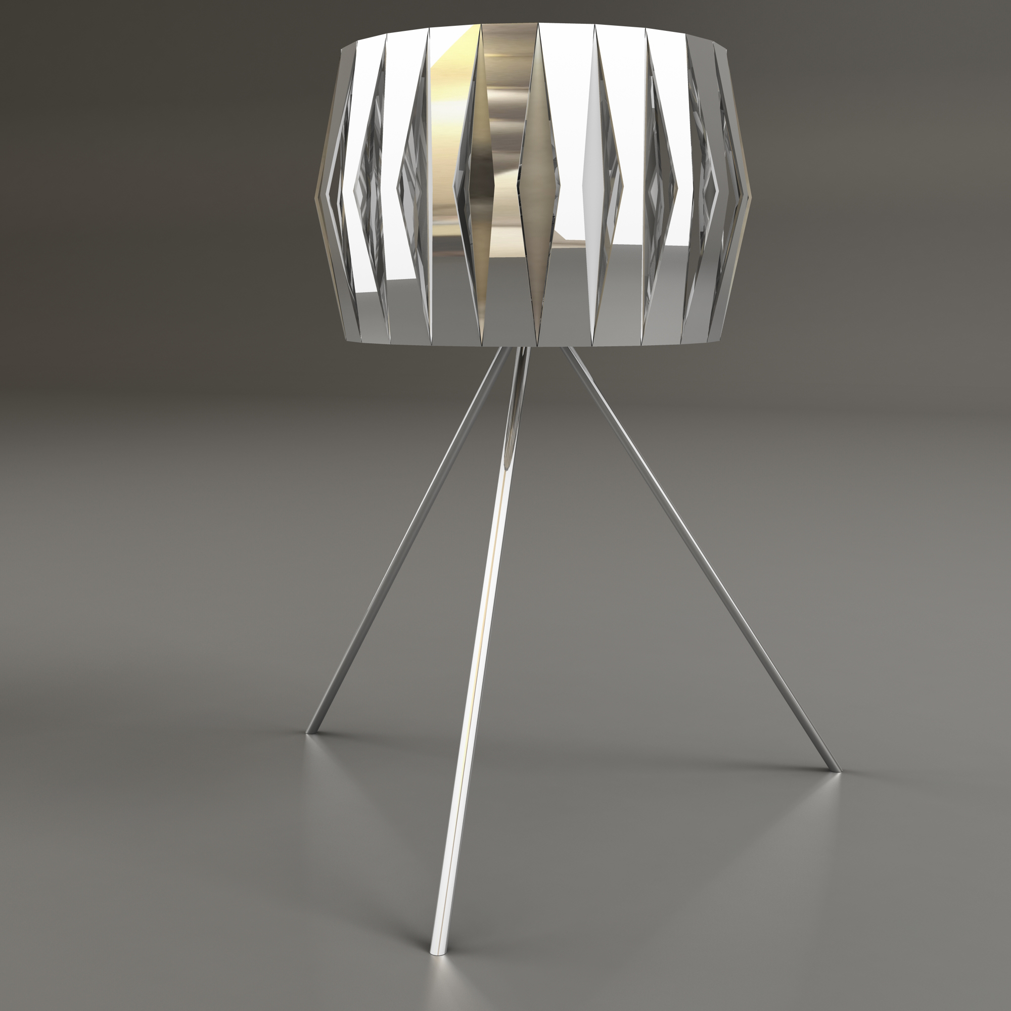 vanity lamp 3d model 3ds max fbx ma mb obj 157284
