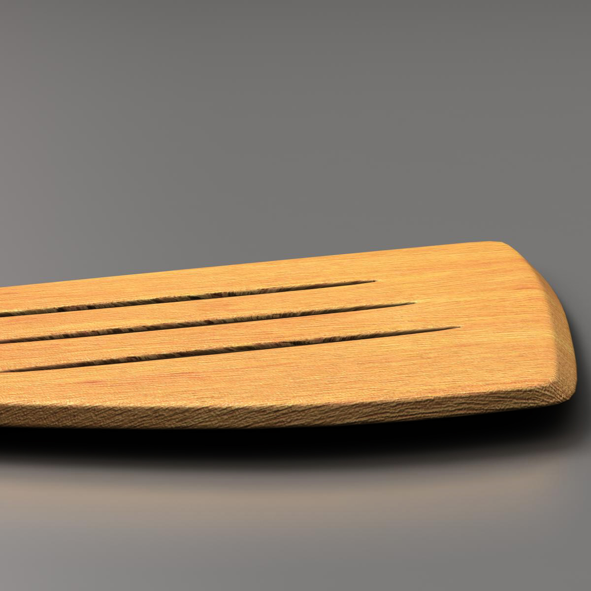 slotted spoon 3d model max fbx c4d ma mb obj 159276
