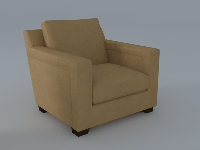 sofa 07 3d model 3ds max dxf fbx obj 114985