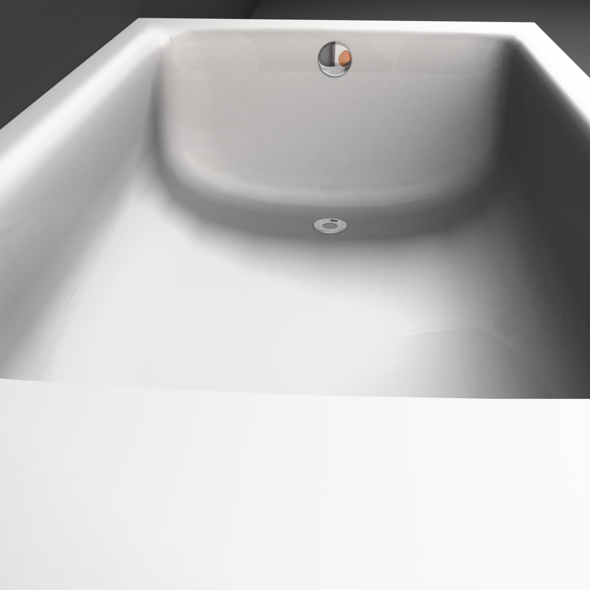 tub 3d model 3ds max fbx ma mb obj 158320