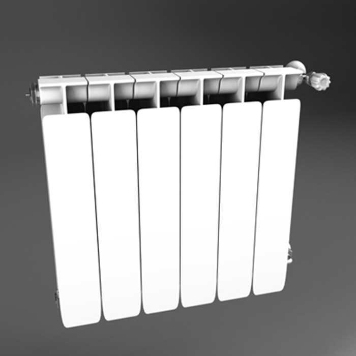 radiator - #2 3d model 3ds ma mb obj 155650
