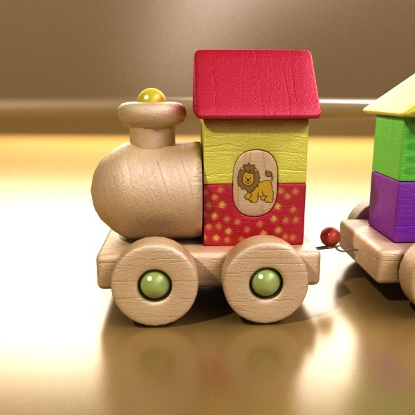 toys collection 10 items 3d model 3ds max fbx obj 131874
