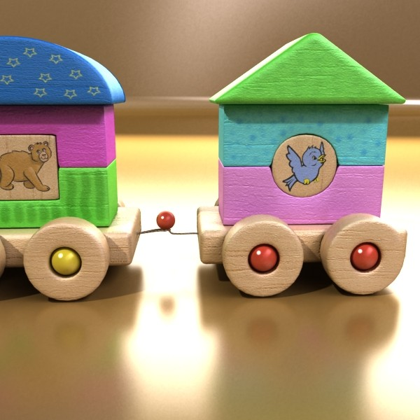 toys collection 10 items 3d model 3ds max fbx obj 131875