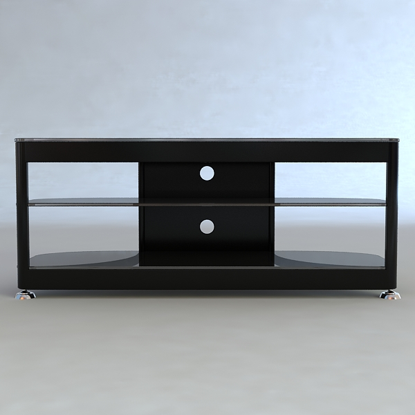 tv stand 3d model buy tv stand 3d model flatpyramid. Black Bedroom Furniture Sets. Home Design Ideas