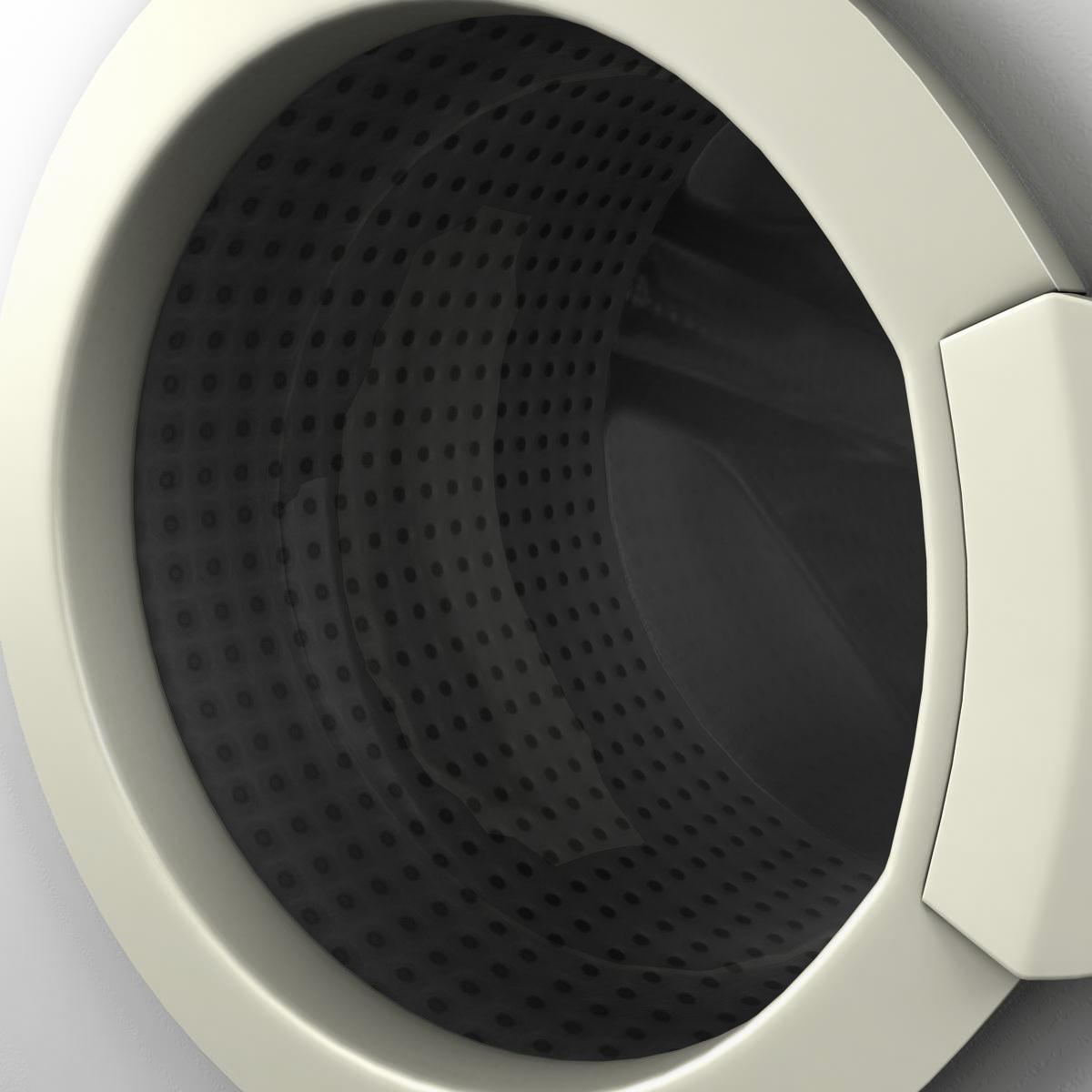 washermachine 3d model 3ds max fbx ma mb obj 158870