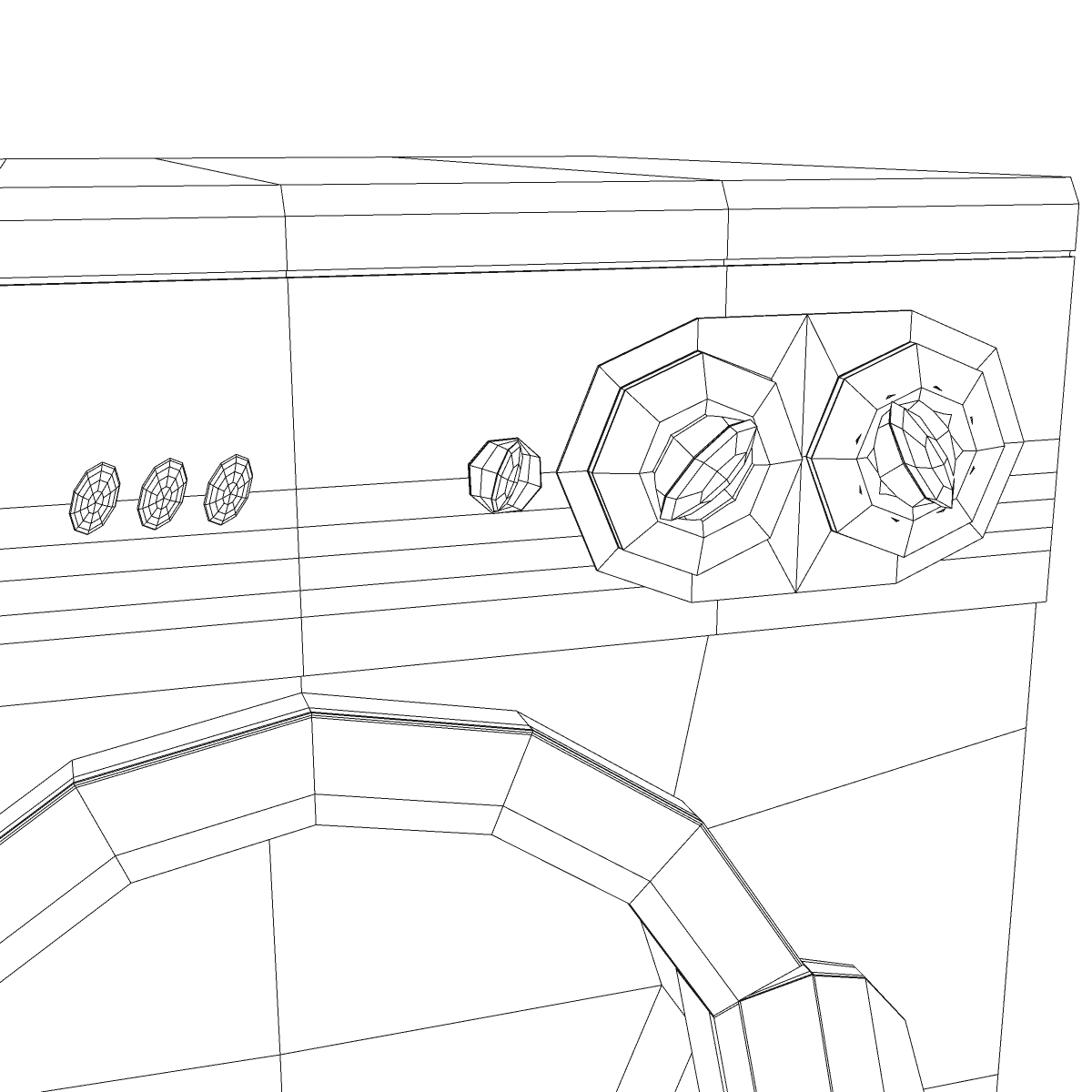 washermachine 3d model 3ds max fbx ma mb obj 158875