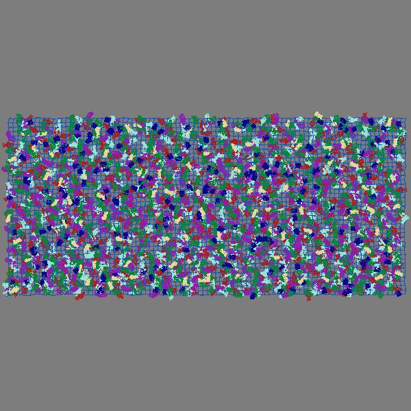 camouflage net 3d modelo 3ds max fbx obj 114855