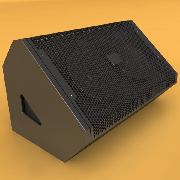amplificador d'escenari alt detall 3d model 3ds max fbx obj 131038