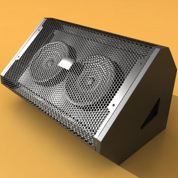 amplificador d'escenari alt detall 3d model 3ds max fbx obj 131039