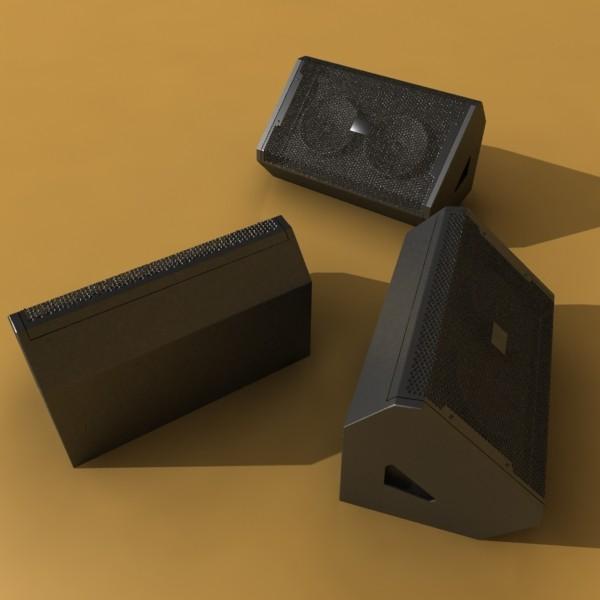 amplificador d'escenari alt detall 3d model 3ds max fbx obj 131043