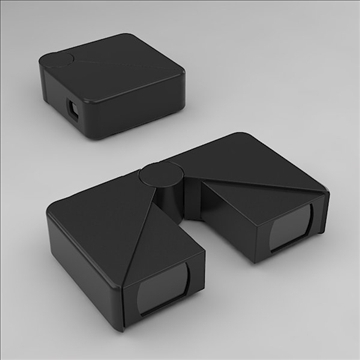binoculars 3d model 3ds 3dm other obj 111621