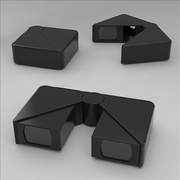binoculars 3d model 3ds 3dm other obj 111622