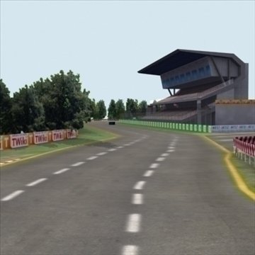 racetrack_3dgame 3d modeli 3ds max fbx lwo ma mb hrc xsi doku obj 99909