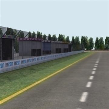 racetrack_3dgame 3d modeli 3ds max fbx lwo ma mb hrc xsi doku obj 99910