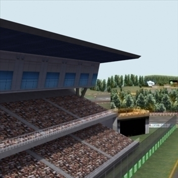 racetrack_3dgame 3d modeli 3ds max fbx lwo ma mb hrc xsi doku obj 99913