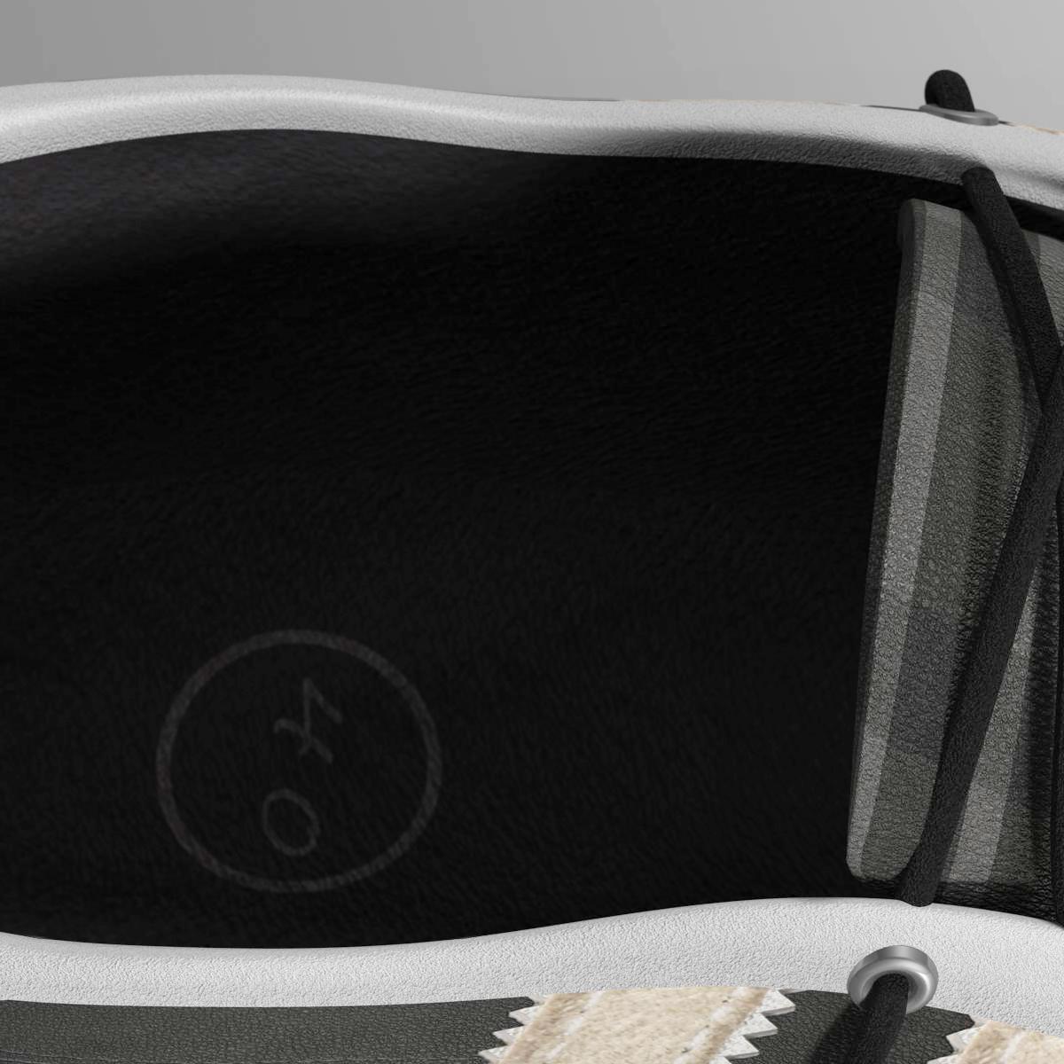 sneakers 3d model 3ds max fbx c4d ma mb obj 160390