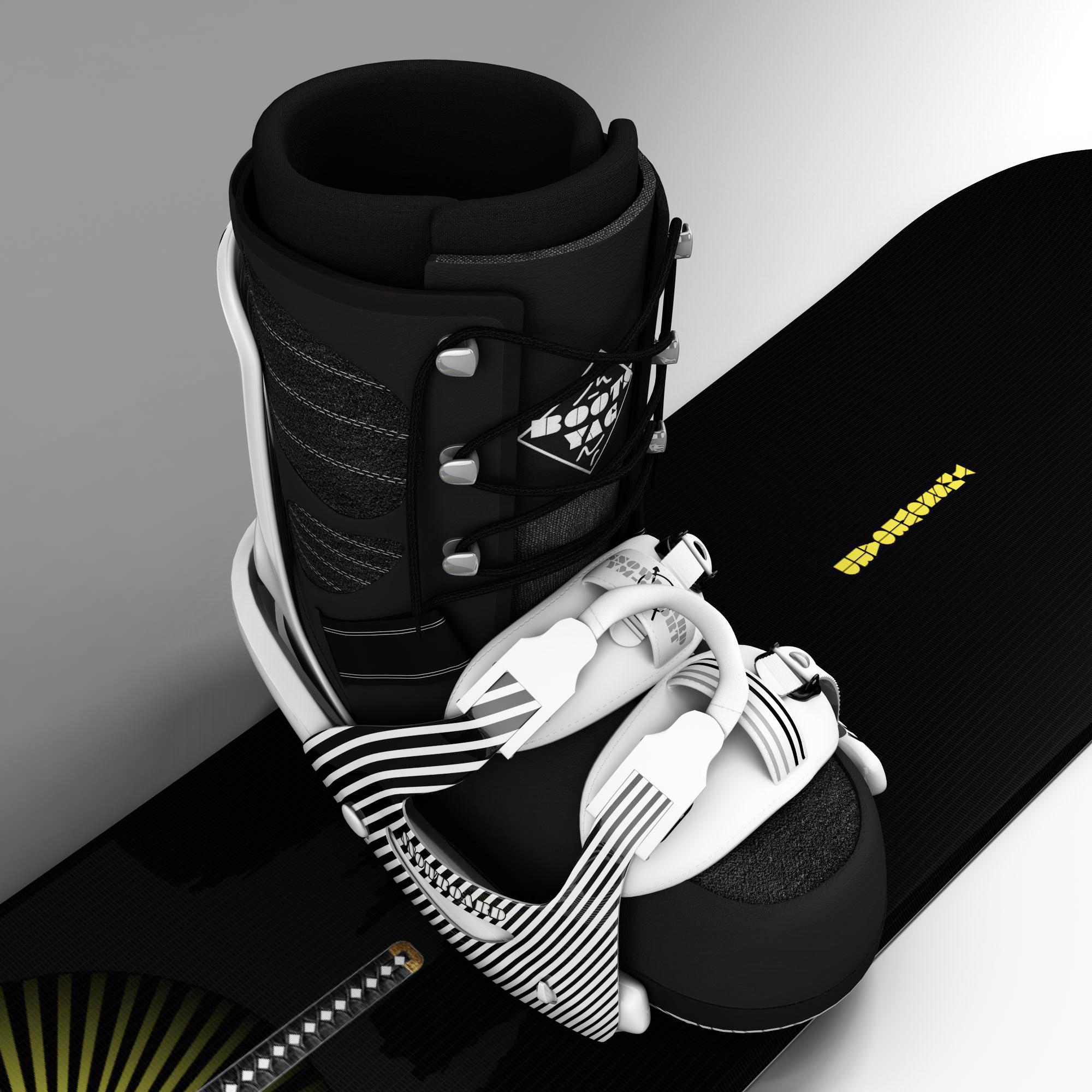 qar board 3d model 3ds max fbx ma mb obj 157641