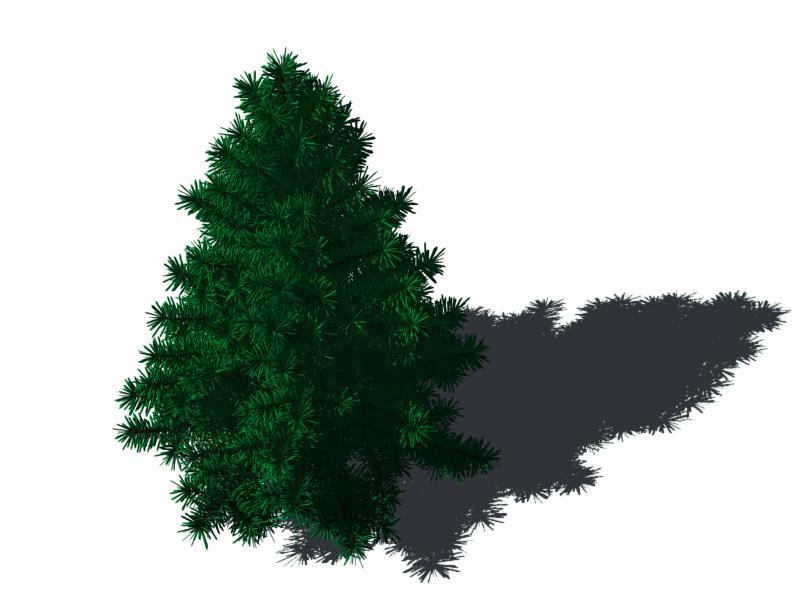 pine tree high-poly 3d model 3ds max obj 141617