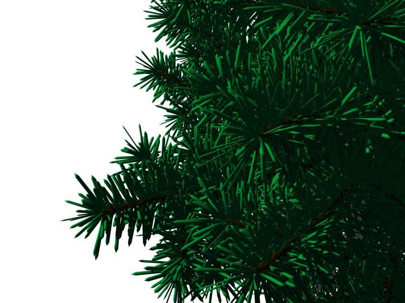 pine tree high-poly 3d model 3ds max obj 141620