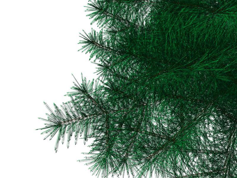 pine tree high-poly 3d model 3ds max obj 141621