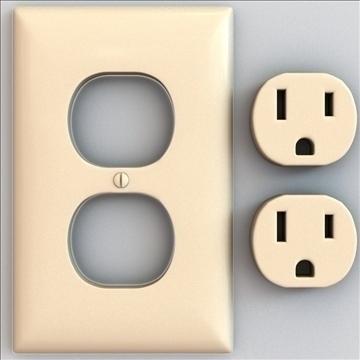 elektromos eszközök 3d modell 3ds max lwo hrc xsi obj 104508