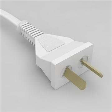 plug 3d model 3ds 3dm obj other 102015