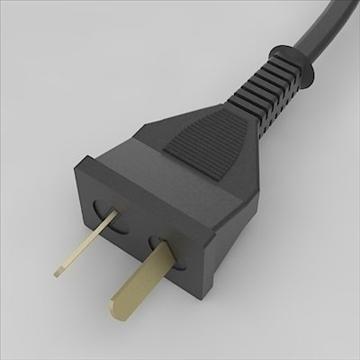 plug 3d model 3ds 3dm obj other 102016