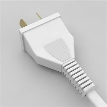 plug 3d model 3ds 3dm obj other 102019