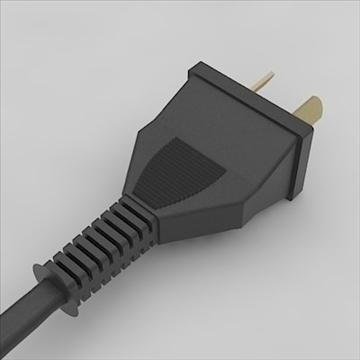 plug 3d model 3ds 3dm obj other 102020