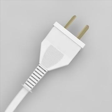 plug 3d model 3ds 3dm obj other 102021