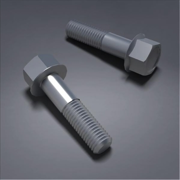 screw01 3d model 3ds max fbx obj 105700