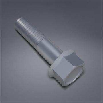 screw01 3d model 3ds max fbx obj 105702