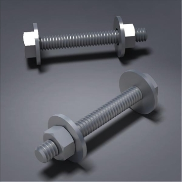 screw02 3d model 3ds max fbx obj 105788