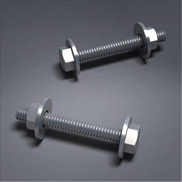screw02 3d model 3ds max fbx obj 105789
