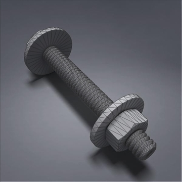 screw02 3d model 3ds max fbx obj 105791