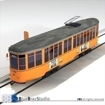 tramway 2 3d model 3ds dxf c4d obj 104240