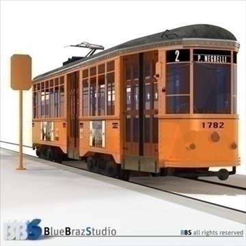 tramway 2 3d model 3ds dxf c4d obj 104241