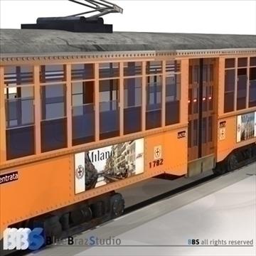 tramway 2 3d model 3ds dxf c4d obj 104242