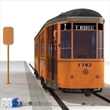 tramway 2 3d model 3ds dxf c4d obj 104244