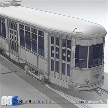 tramway 2 3d model 3ds dxf c4d obj 104247