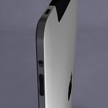 Apple ipad 3d модел 3ds dxf fbx c4d x obj 104445