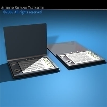 ebook 3d model 3ds dxf c4d obj 81219