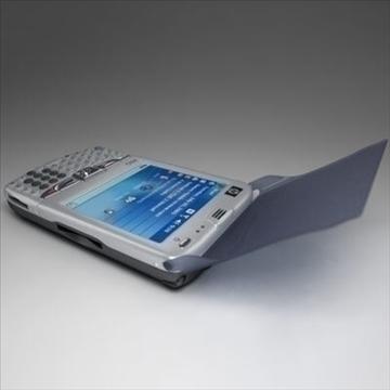 hp ipaq 6xxx komunikatori 3d modelis 3ds max fbx obj 108859