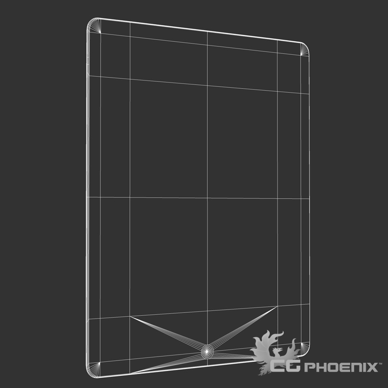 ipad2 3d model 3ds dxf fbx c4d x  obj 113630