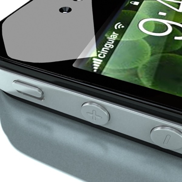 3D Model Apple iPhone 4 & iPad High Detail Realist ( 56.72KB jpg by VKModels )